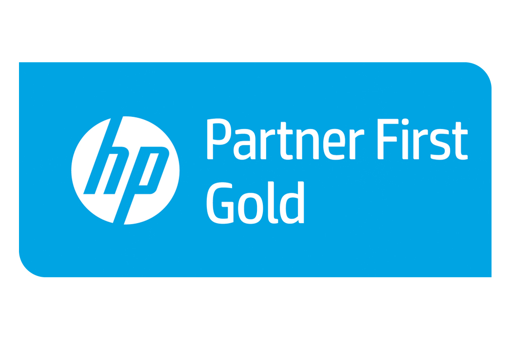 AIMS is HP Partner First Gold Partner